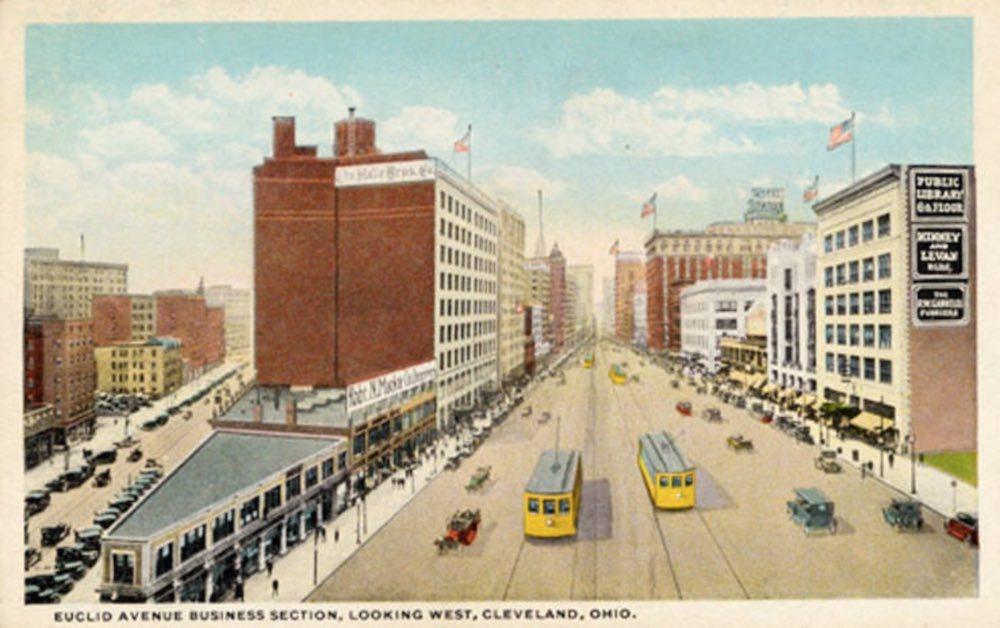 Kinney & Levan Building, ca. 1920