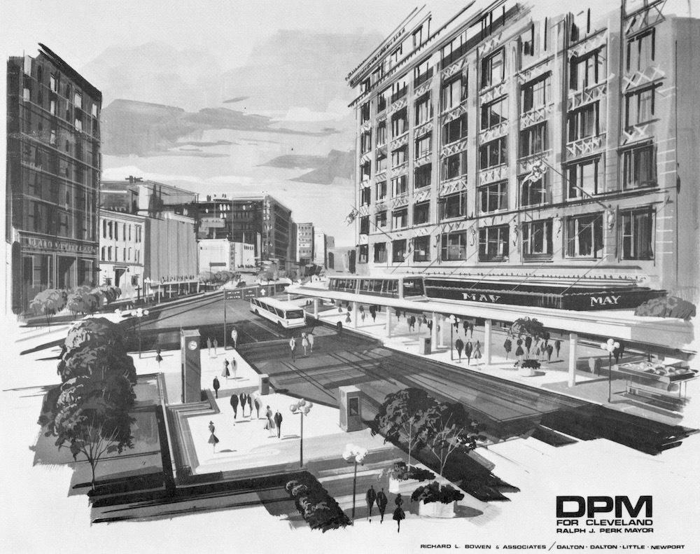 Cleveland DPM Concept Art, 1976