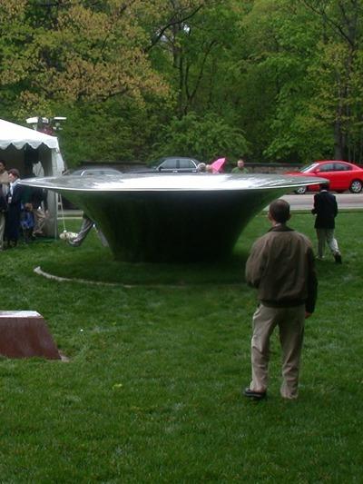 Garden Dedication, 2008