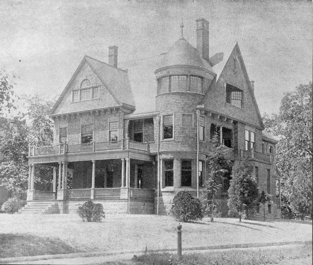 The W. J. Morgan Residence