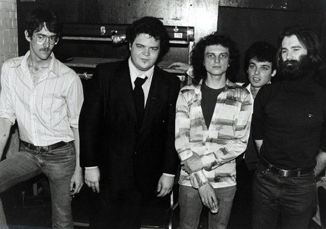 Pere Ubu at the Agora, ca. 1977