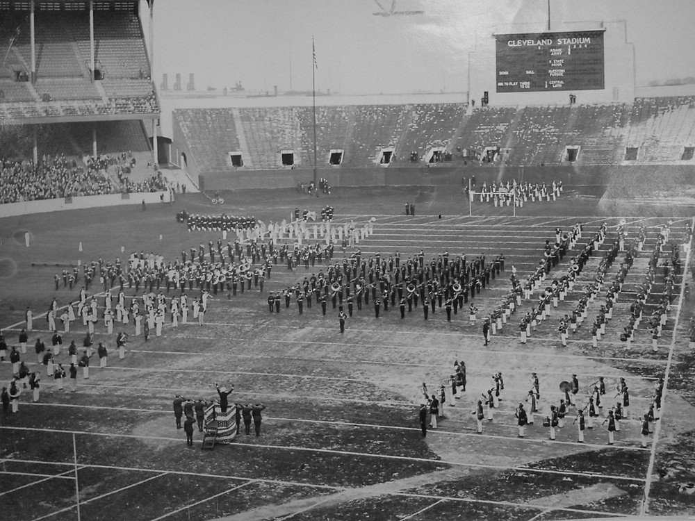 The National Anthem, First Charity Game, 1931