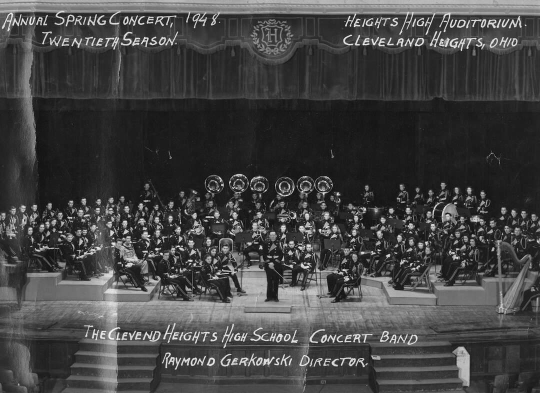 Spring Concert, 1948