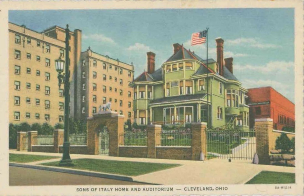1935 circa postcard