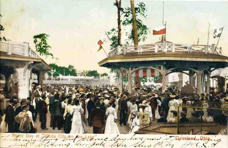 Picnic Day, ca. 1910