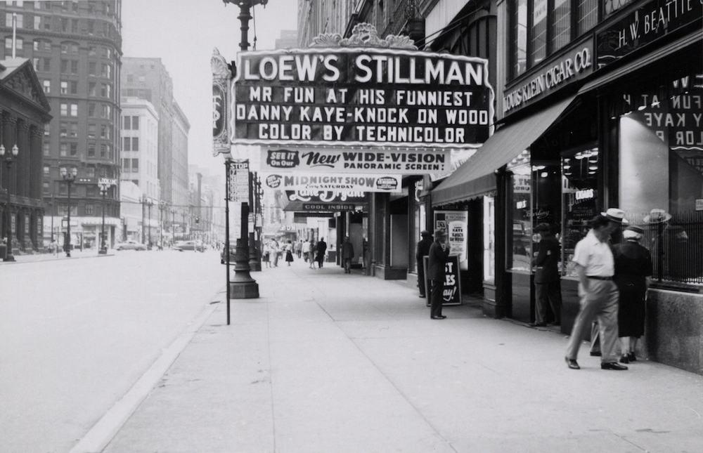 The Stillman Theater
