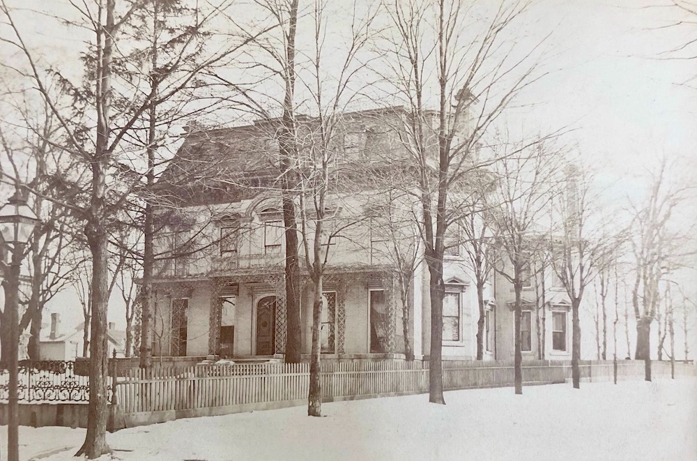 First House on Franklin