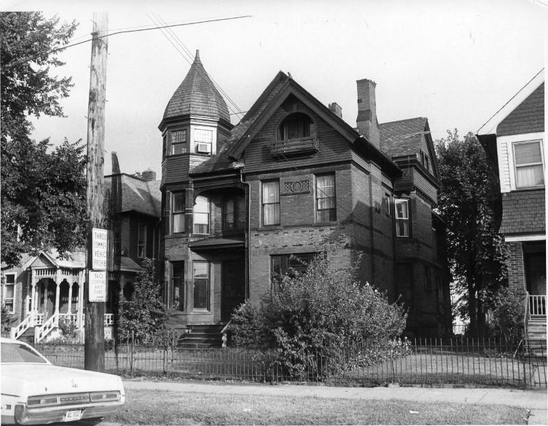 The Teachout House - 1970