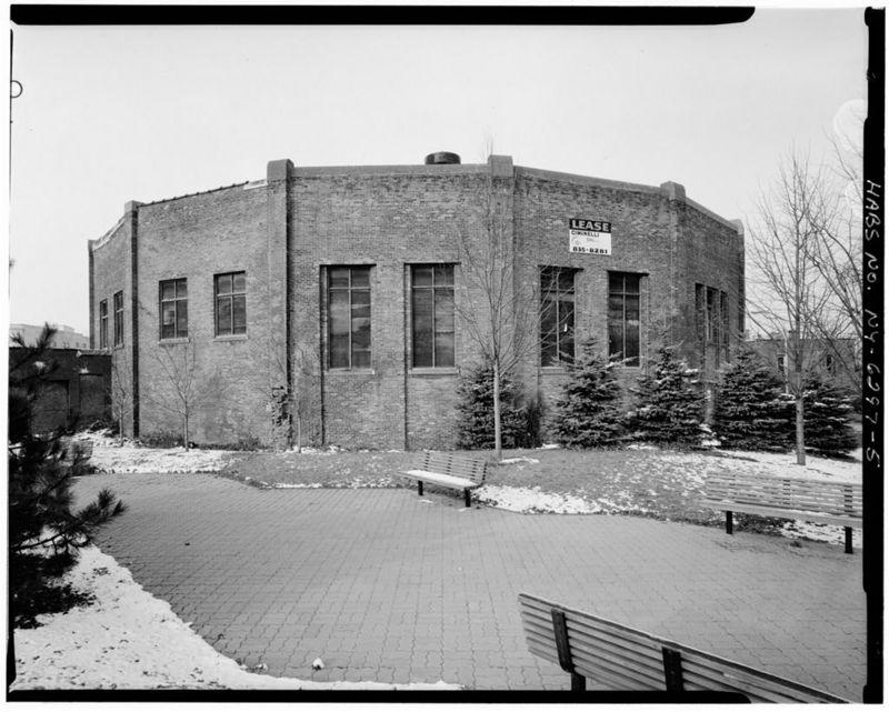 Cyclorama Exterior (Buffalo)