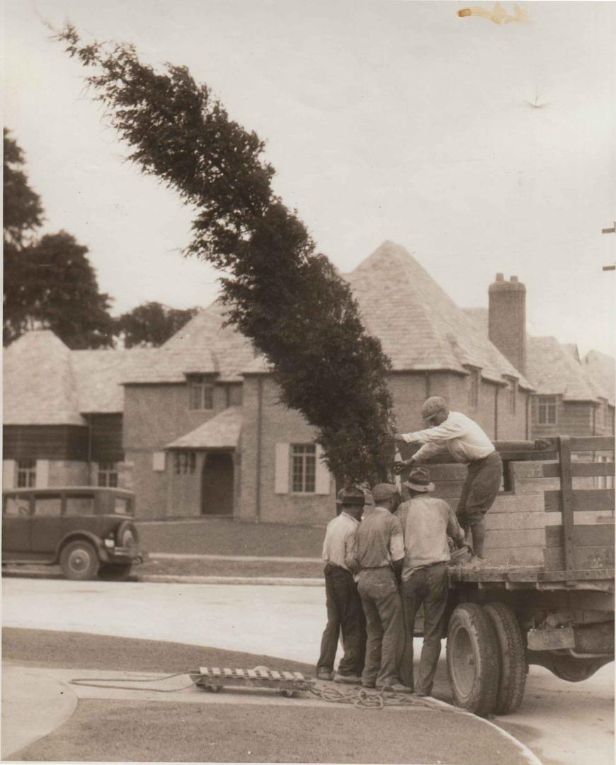 Brewster Road, 1930