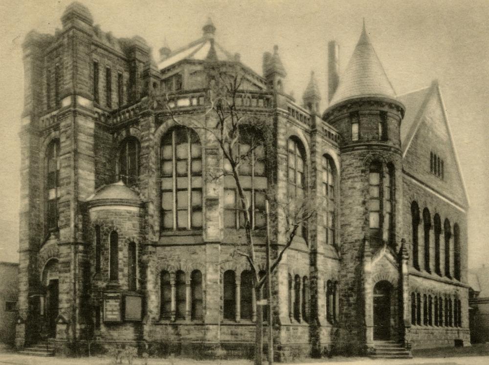 First Congregational Church - West Side