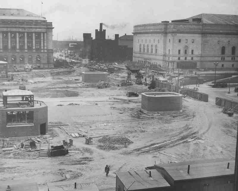 Construction, 1932