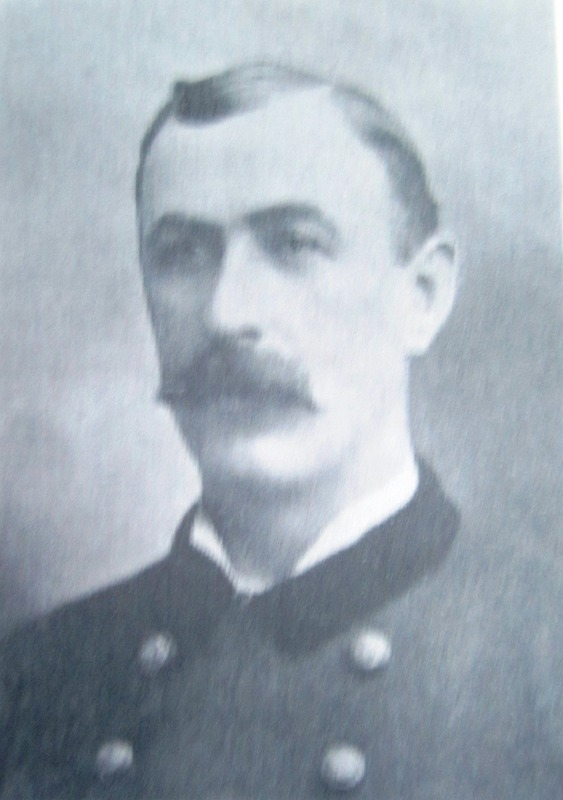 Cleveland Police Officer Thomas Commerford
