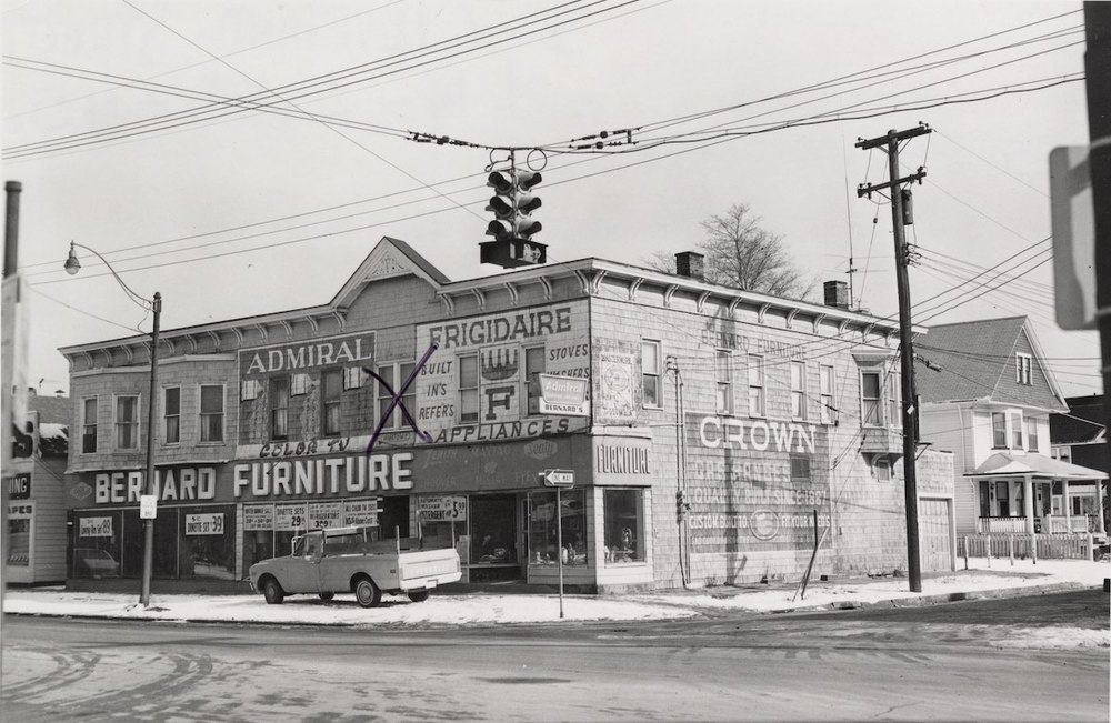 Bernard Furniture Building, 1969