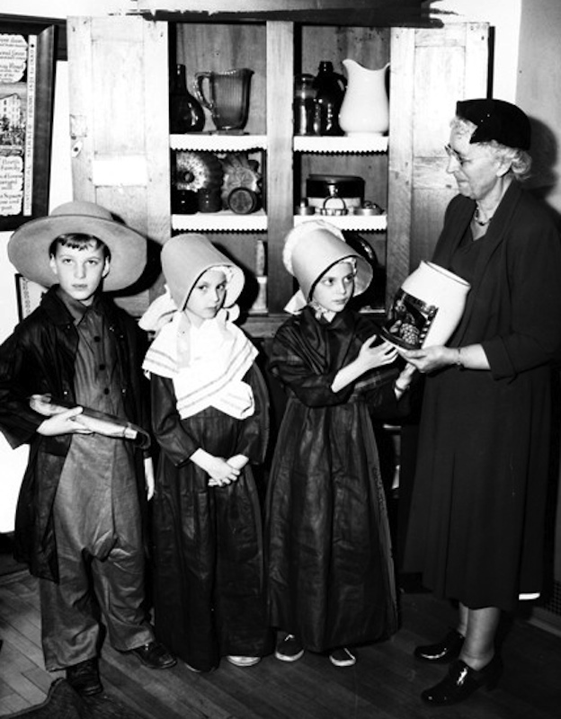 Shaker Costumes, 1956