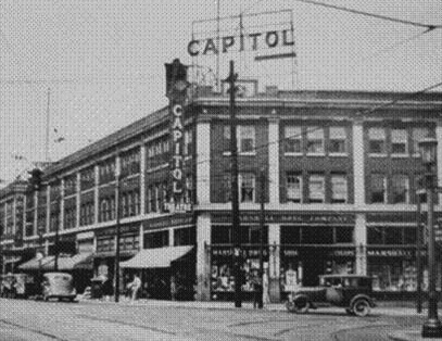 The Capitol Theatre, ca. 1940