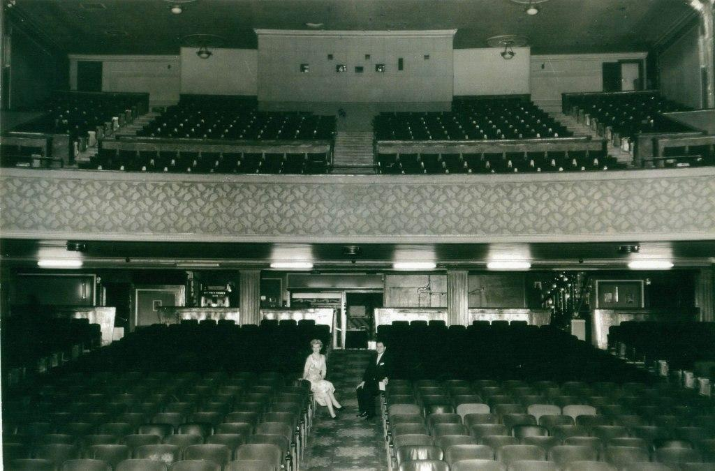 The Capitol Theatre Interior