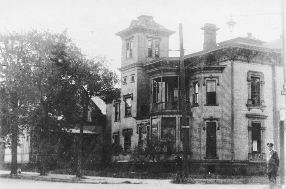 The Belden Seymour House