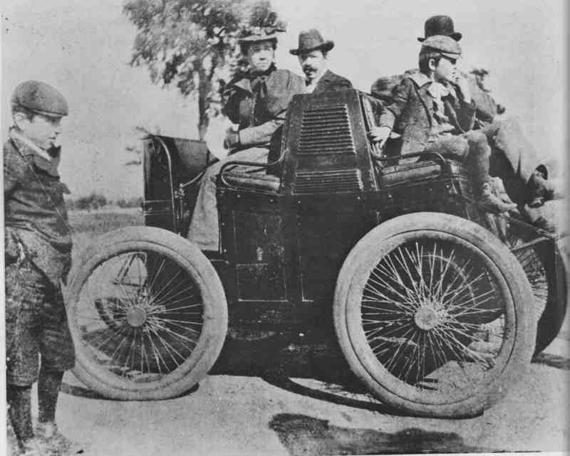 The First Winton