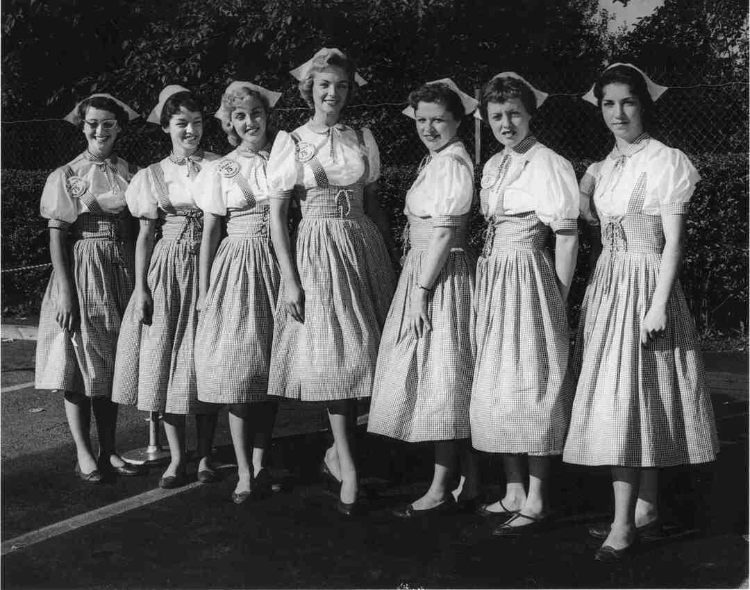 Milk Maids, 1959