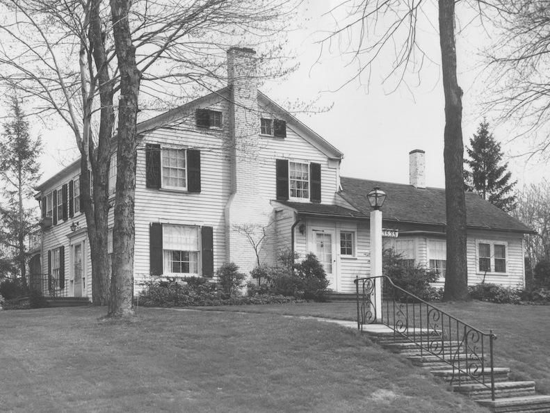 Home of Moses Warren