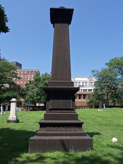 The Barnett Monument