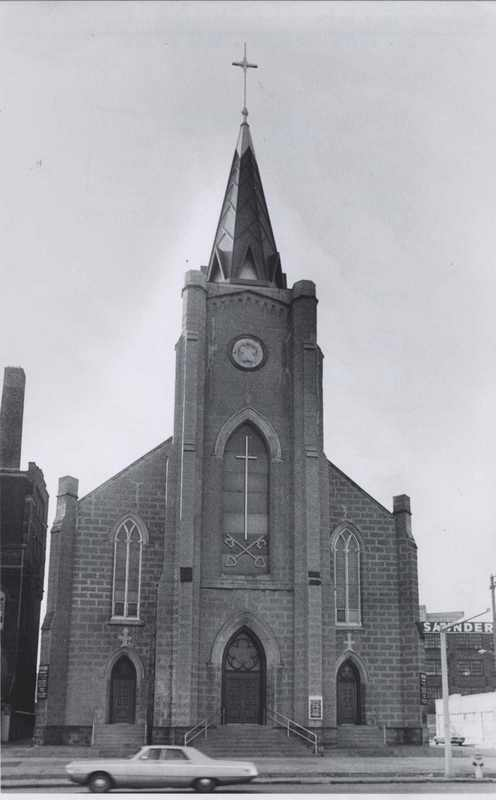 St. Peter Church, Superior Avenue