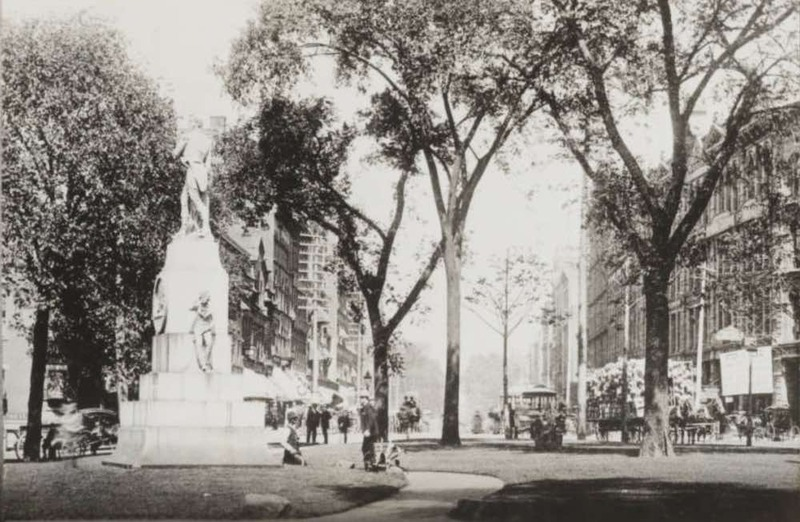 Perry Monument, 1878