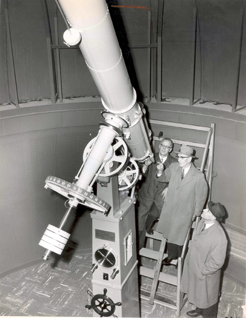 New Telescope, 1960