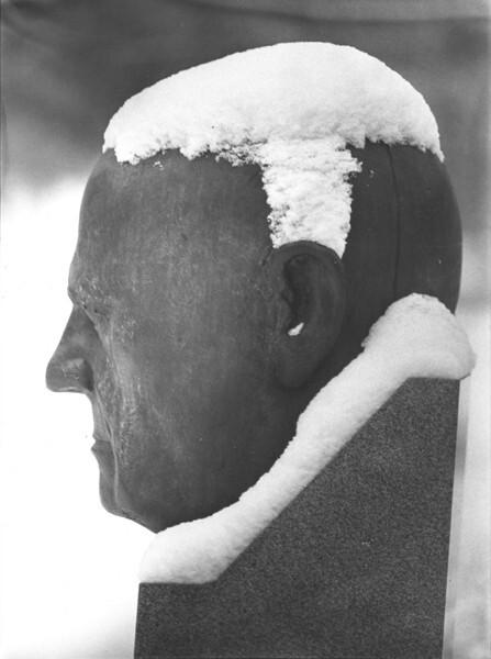 Sibelius Bust, 1966