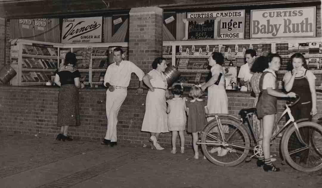 Gordon Park Concession Stand, 1938
