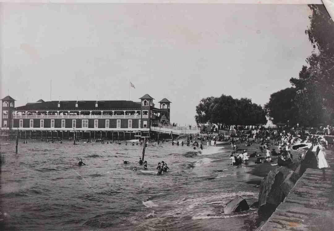 Gordon Park, Circa 1900