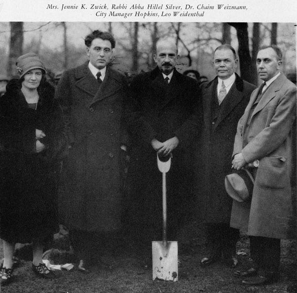 Dedication, Oct. 1927