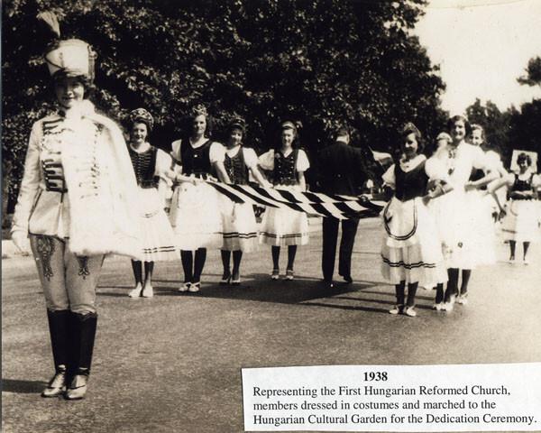 Dedication Parade, 1938