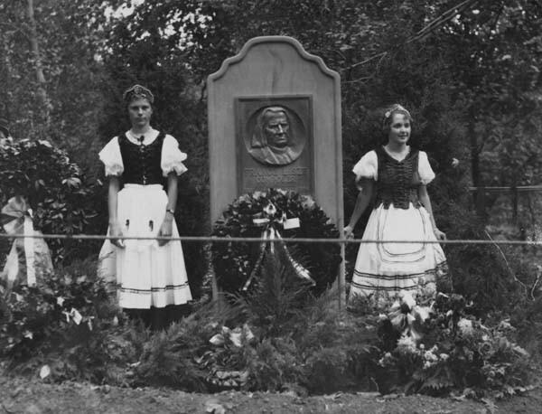 Liszt Dedication, 1934