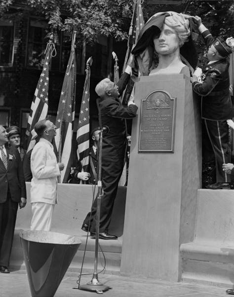"""""""Crypt of Nations"""" Dedication, 1939"""