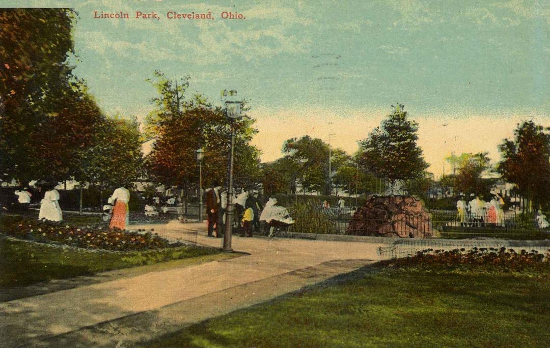 Lincoln Park, ca. 1910