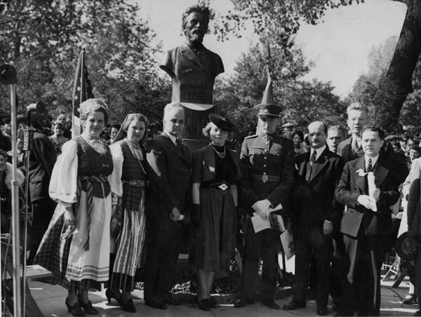 Kudirka Dedication, 1938