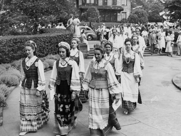 Parade, July 1950