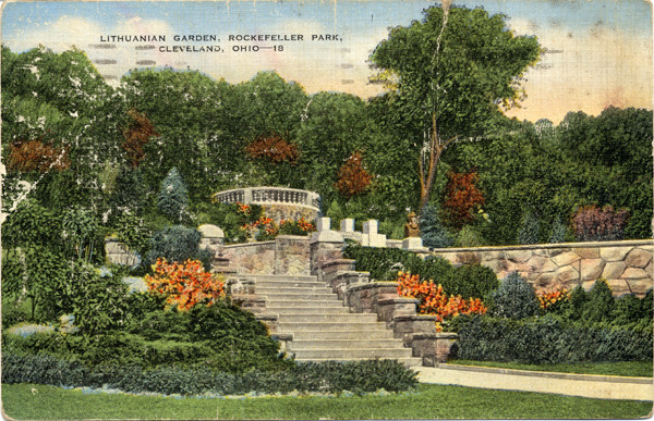 Postcard, 1942