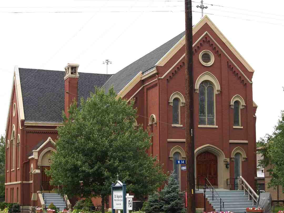 St. Augustine, 2009