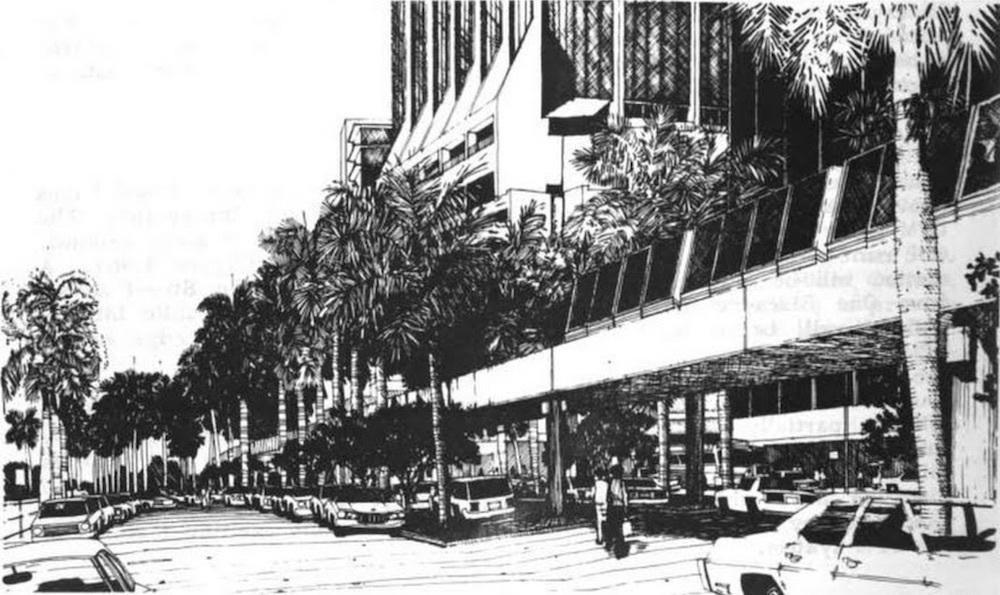 DPM Plan for Miami, 1980