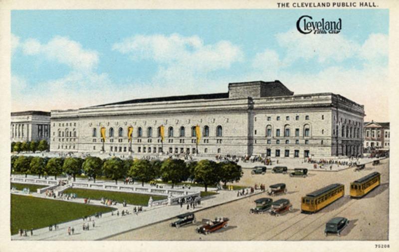Public Auditorium, ca. 1924