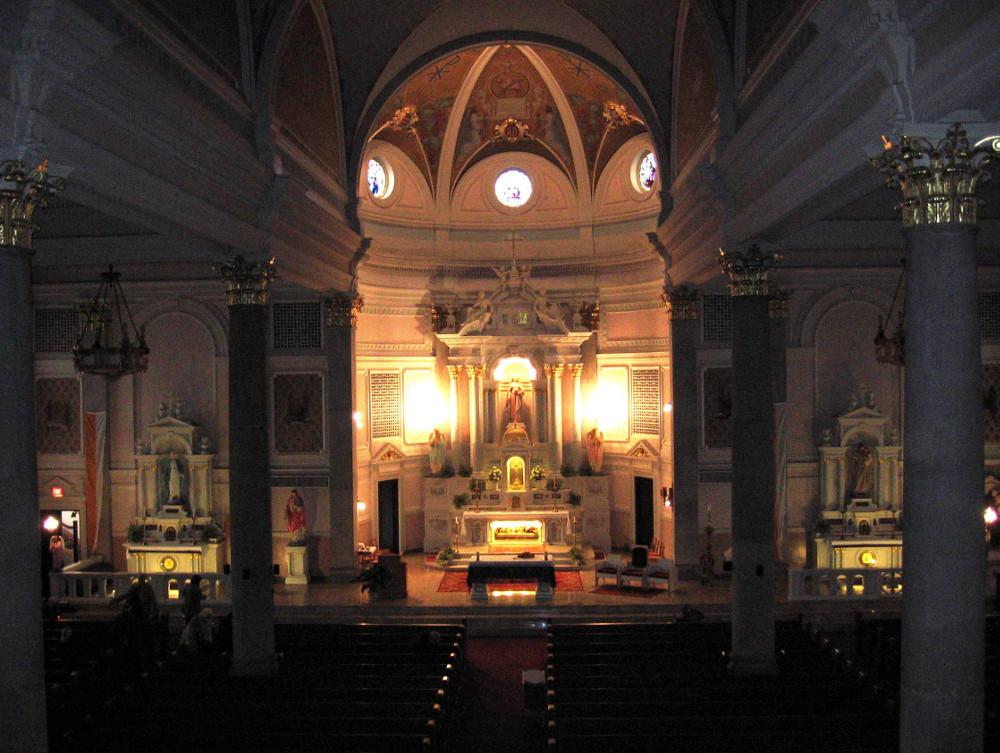 Still a beautiful church