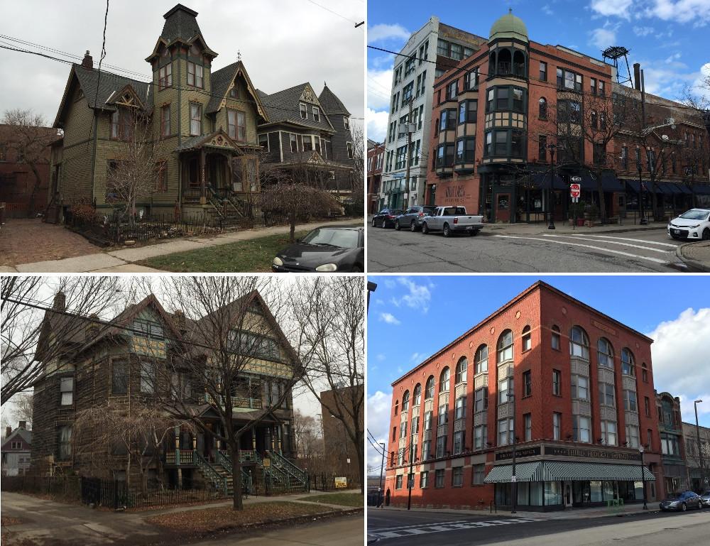 Ohio City Architecture