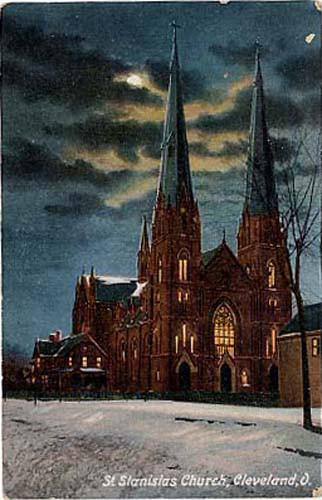 St. Stanislaus Postcard