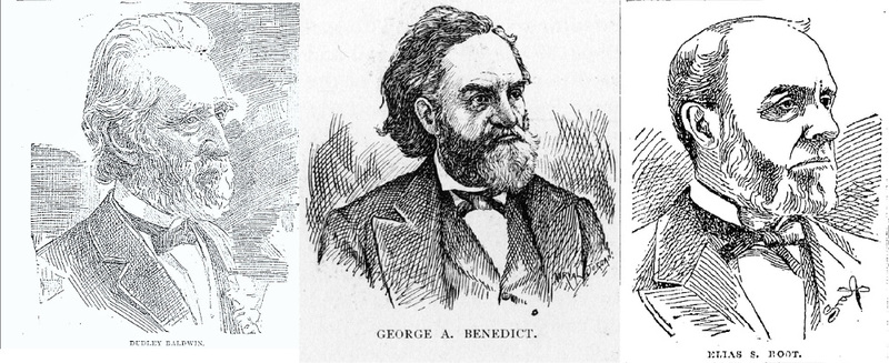 Nineteenth Century Real Estate Developers