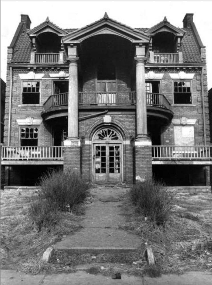 Apartment Building, 1967