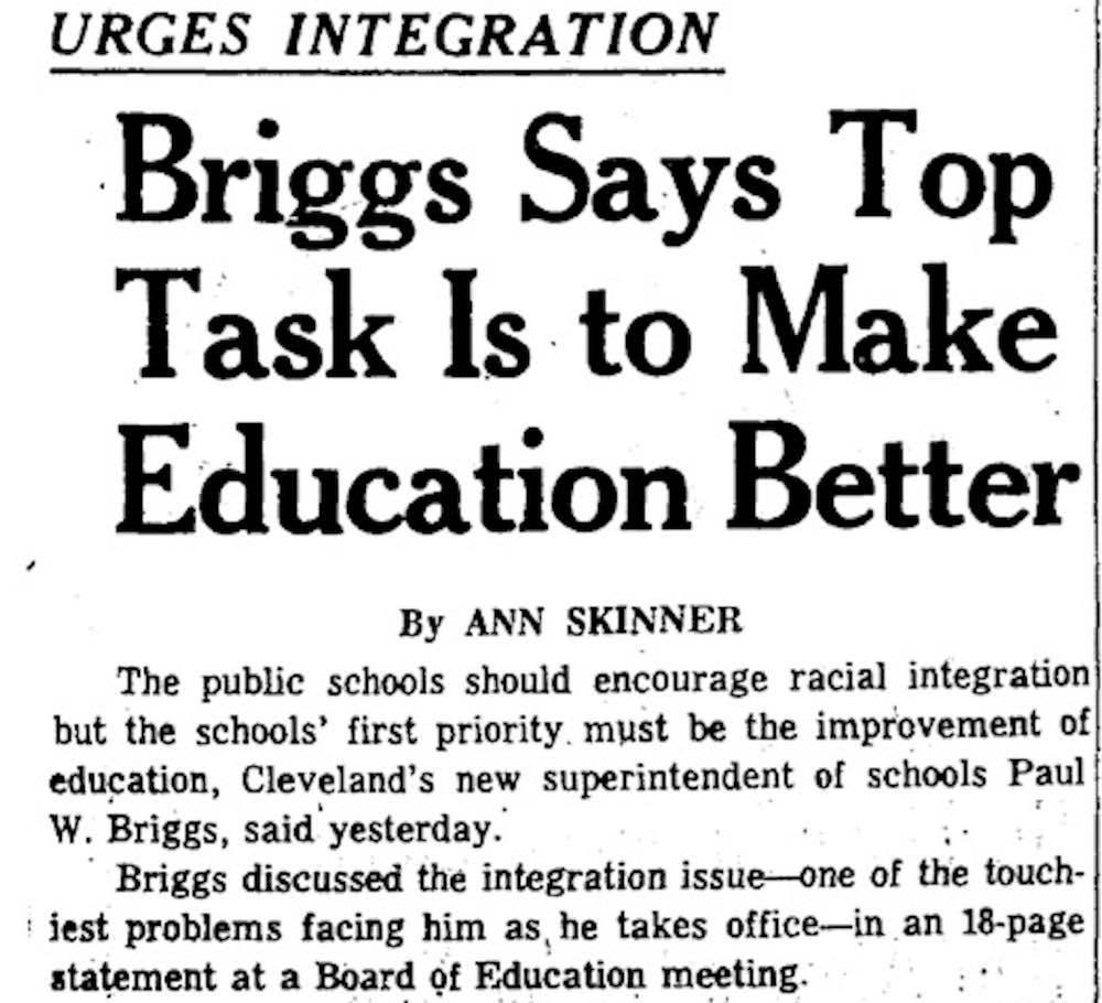 Briggs Headline, 1964