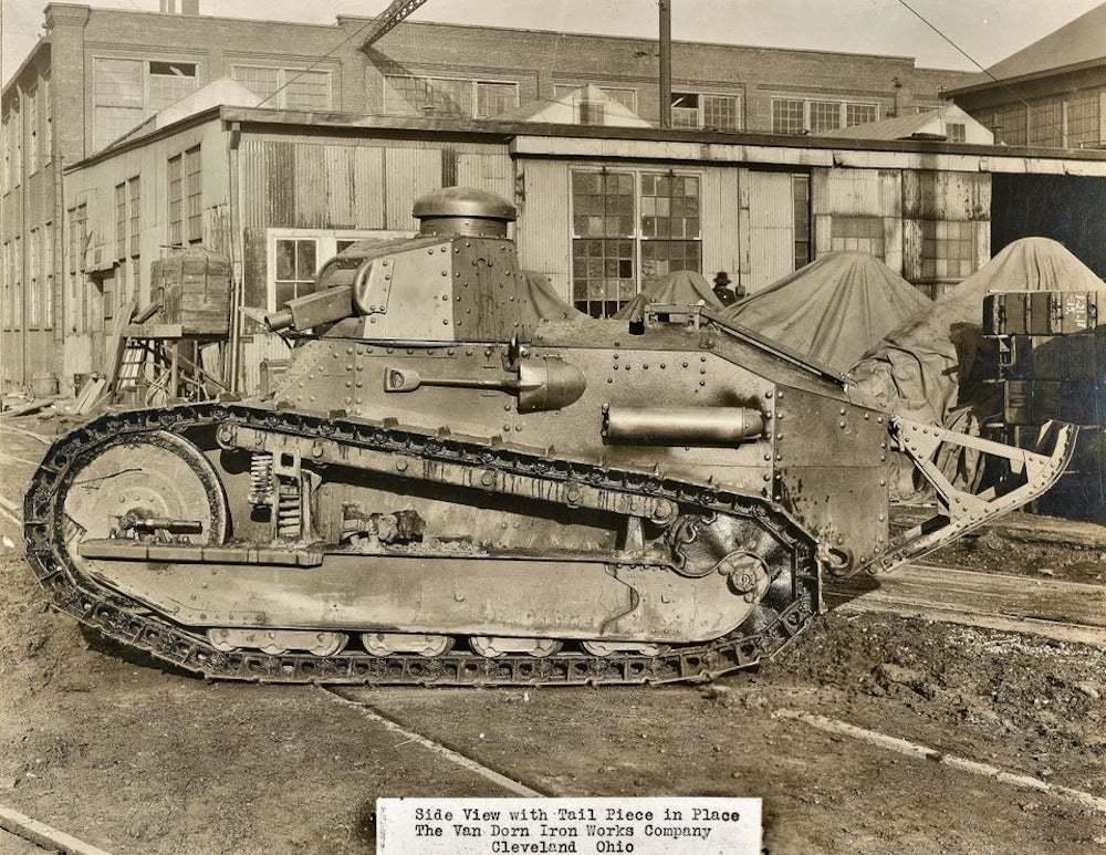 Renault Six-Ton Tank